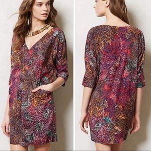 Anthropologie Chromatique Slouch Dress N3197